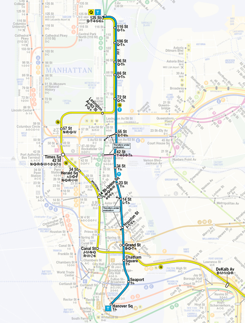 2nd avenue subway extension