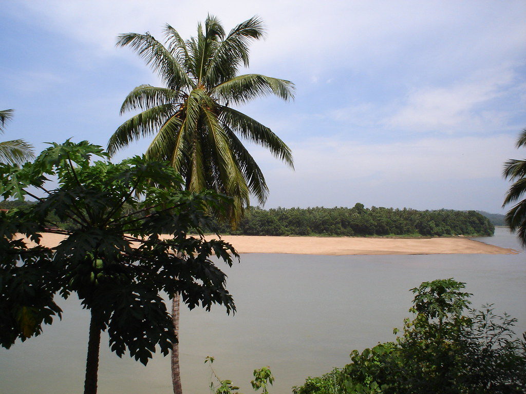 Kerala, India - God's own country.