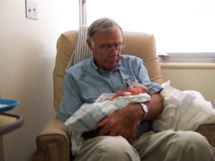 Grandpa Clements