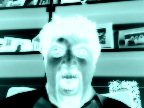 Barry Schwartz XRay in Apple's Photo Booth