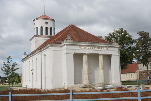 Schinkel-Kirche Neuhardenberg