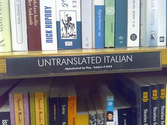 The Untranslated Bookshop