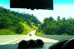 Road to Gua Musang