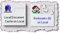 step 1 - select bookmark