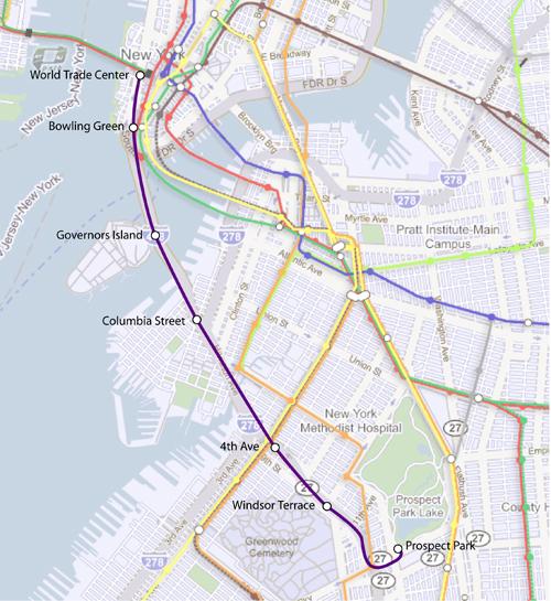 Gov Island BRT