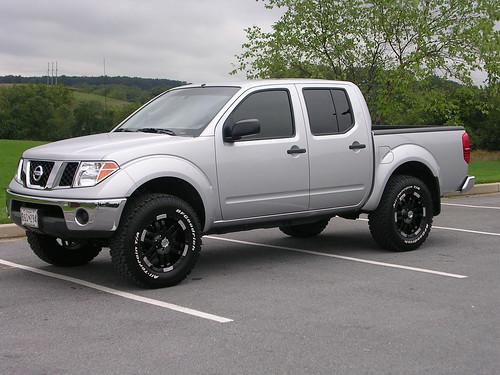Nissan Frontier Custom Parts