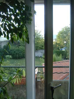 Vue de ma fenêtre