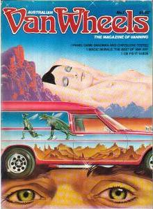 Van Wheels magazine No. 1