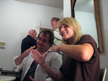 Robot Paige & Robot Andrew