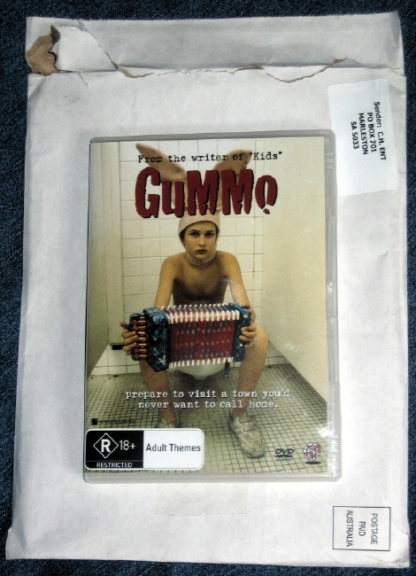 Mysterious Gummo DVD
