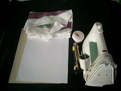 Materiais para pergaminho