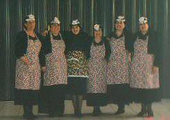 Cueca Dancers