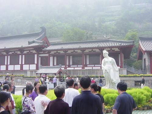 tourist garden