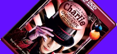 Charlie Chocolate HD DVD