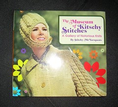 The Museum of Kitschy Stitches book