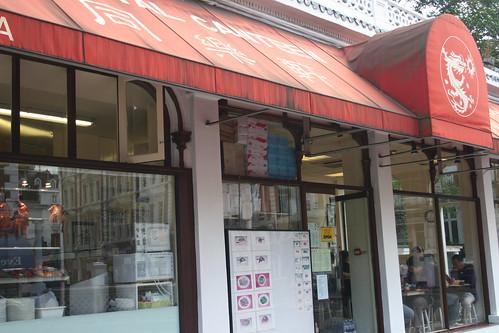Oriental canteen