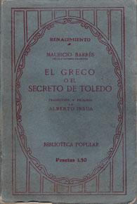 ElGreco-MauriceBarres