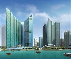 Phase One of Marina Bay Financial Centre to cost S$2b: developer