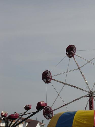 Carnival pods.