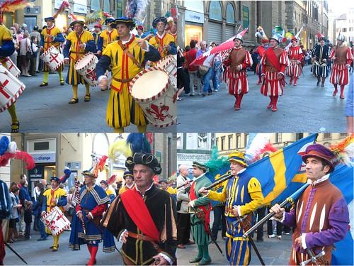 Santa Reparata Parade