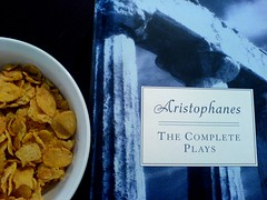 Cornflakes and Aristophanes