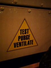 Test. Purge. Ventilate.