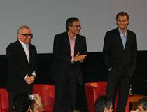 Martin Scorzese e Leonardo Di Caprio