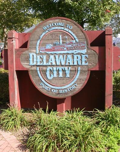 Welcome to Delaware City, DE