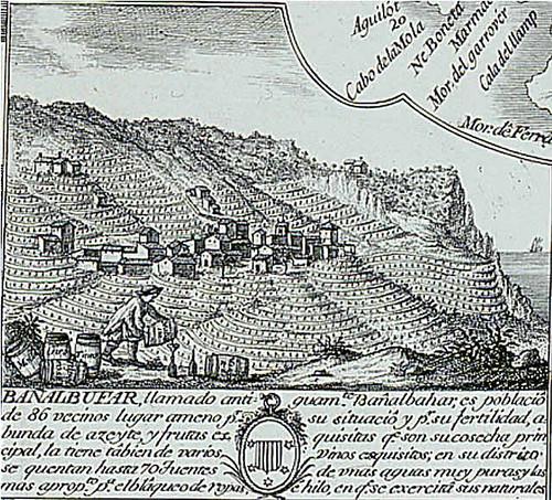mapa de Despuig