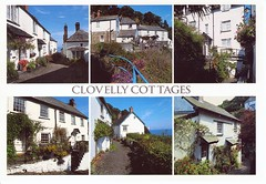 061021-Clovelly-postcard
