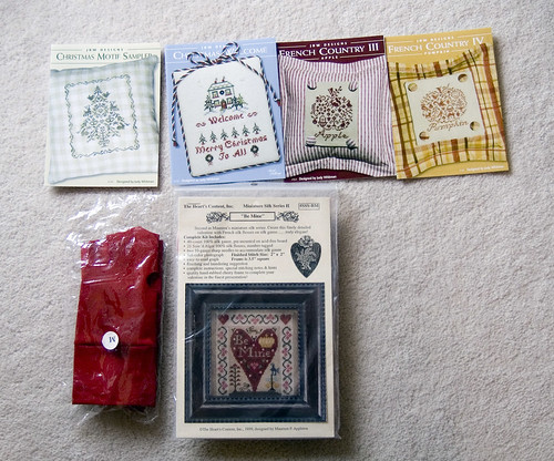 Cross Stitch Stash
