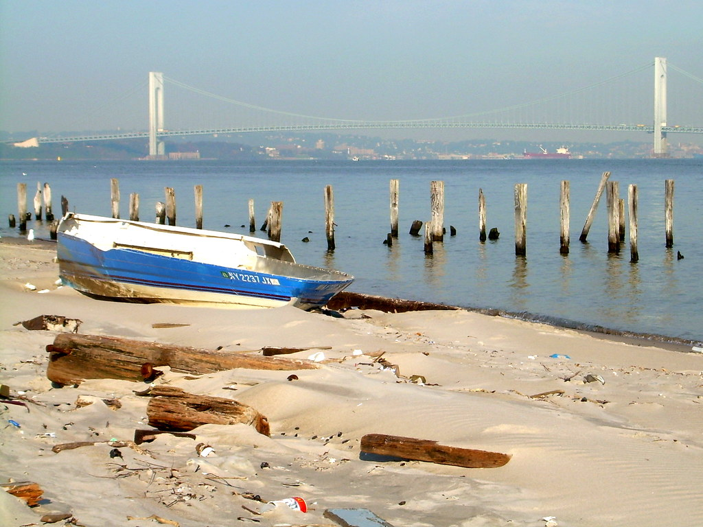 gravesend bay beach, coney island