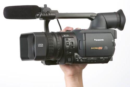 Panasonic AG-HVX200 Handheld