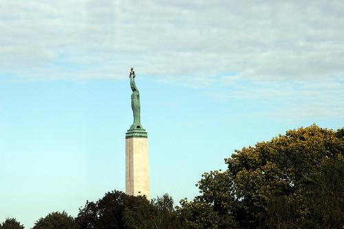 Monument of freedom I Brīvības piemineklis