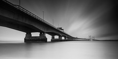 The Second Severn Crossing photo by elliot.hook