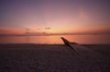 Couché de soleil - Maldives