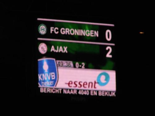 8292748873 7da2946228 FC Groningen   Ajax 0 3, 20 december 2012 (beker)