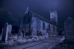 The Church of St Michael, Princetown, Dartmoor photo by markgeorgephotography.co.uk