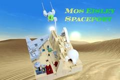 Mos Eisley Spaceport photo by LukeClarenceVan