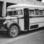 1940 International bus