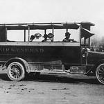 Birkenhead bus 1920
