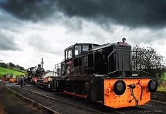 Churnet Valley Train photo by Graham'M