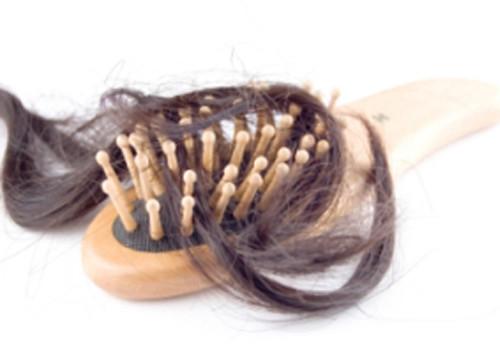 Fallen Hair