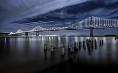 The Bay Lights photo by tobyharriman