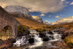 Russell Burn and the Bealach na Ba photo by emperor1959 www.derekbeattieimages.com