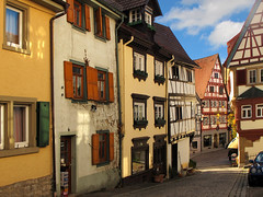 Picturesque Old Town of Bad Wimpfen photo by Batikart