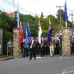 Birkenhead ANZAC Parade