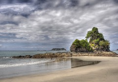 Manuel Antonio Beach photo by Beatrycze.