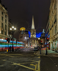 All Souls Church, London photo by Gene Krasko Photography