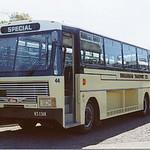 1982 Hino BX341 bus